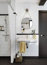 how to install a mirror in bathroom home design intended for