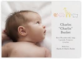 birth announcements at paperless post