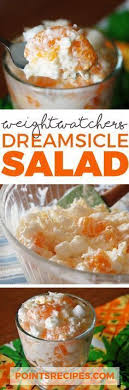 this salad is a dessert for thanksgiving dinner or new