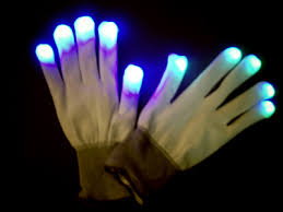light up gloves paul winter carnival