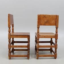 Esszimmer Set Angebote Esszimmerset Mit Tisch Und Vier Stühlen Aus 18 Jhdt Bei Pamono