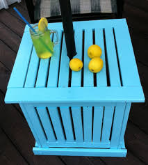 Patio Umbrella Table by Umbrella Stand Side Table Protipturbo Table Decoration