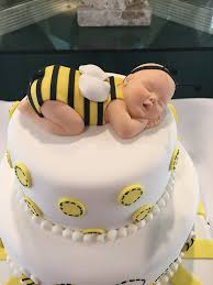 bumble bee cake toppers as can bee bumble bee baby cake topper yellow black sugar