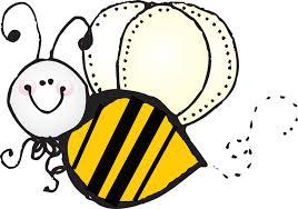 bumble bee border clipart 69