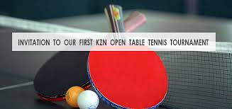 table tennis games tournament invitation to our first kzn open table tennis tournament wheels on
