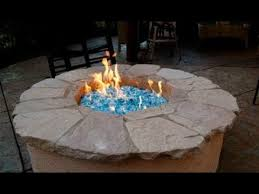 Glass For Firepit Pit Glass Rocks