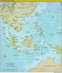 map of the world factbook