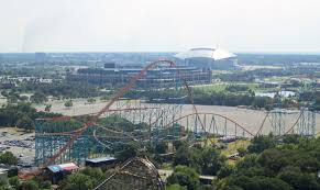 Call Six Flags Over Texas Hyper Coaster Videos U0026 Info Coasterforce