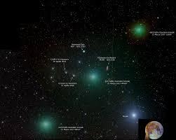comete varie