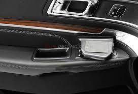 Ford Explorer 2016 Interior For Ford Explorer 2016 Interior Door Handle Storage Box Cover 4pcs