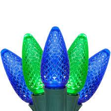 commercial grade led christmas lights inspirational c9 blue led christmas lights outdoor light strings