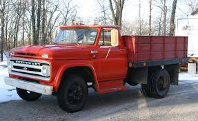 1965 chevrolet c50 stake bed gasoline chevy 396 5 speed manual