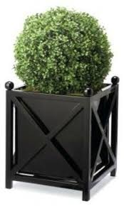 Black Planter Boxes by Metal Fairy U0027garden U0027 Stake Garden Pinterest Gardens Metals