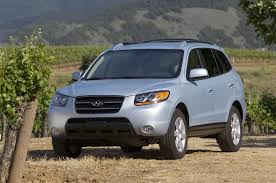 hyundai santa fe ranking hyundai santa fe ranked among the best small suvs gallery top