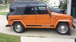 1974 volkswagen thing vw thing for sale in cincinnati volkswagen 181 classifieds 1973 74
