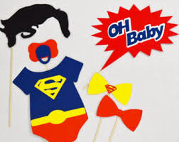 superman baby shower superman backdrop etsy
