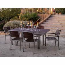 dinning aluminum patio set cast aluminum patio furniture cast iron