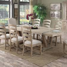 Pine Dining Room Tables Castle Bay Wood Rectangular Dining Table In Pine Humble Abode