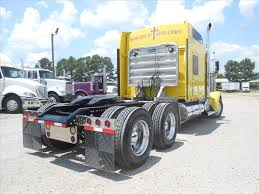 kenworth truck w900l used 2005 kenworth w900l tandem axle sleeper for sale in ms 6644