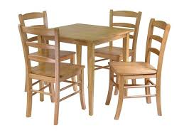 Apartment Size Kitchen Table Set - dining room solid oak dining table oak chairs dining room sets