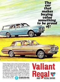 1965 ap6 chrysler valiant regal u0026 regal safari aussie original
