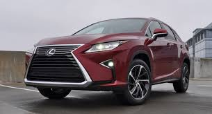 lexus rx 350 package prices first drive review 2016 lexus rx350 fwd luxury package 10