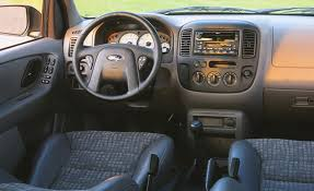 2001 ford escape information and photos zombiedrive