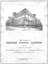 the friends of the old paint company