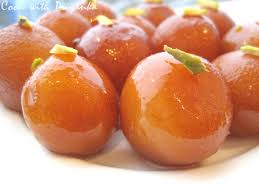 traditional desserts from countries around the world gulab jamun