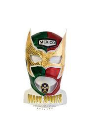 Mexico Flag Symbol Sin Cara Mexico Flag Mask Sports