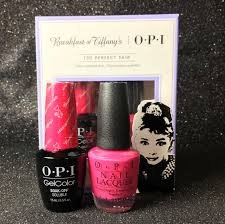 opi gel lacquer apartment for two color matched duo kit