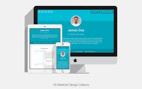 Resume Portfolio Template Portfolio Jquery Plugins