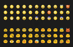 new android emojis android emojis to get a new look which is real like ios world