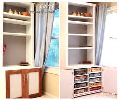 how to make a corner bookcase diy board game storage unit home made by carmona