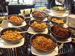 traditional buffet bangkok buffet the square at novotel ploenchit lat s travel