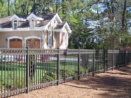 abc fence company ornamental steel or aluminum