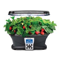 review miracle gro aerogarden ultra led indoor garden with