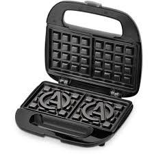 Batman Imprint Toaster Marvel Avengers Waffle Maker Walmart Com
