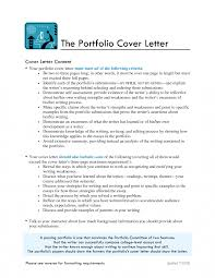download writing portfolio cover letter haadyaooverbayresort com