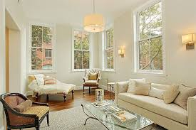 Traditional Brownstone In Brooklyn Heights With Modern Interiors - Brownstone interior design ideas
