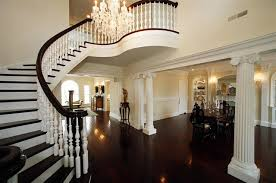 plantation homes interior design southern antebellum traditional staircase wilmington by