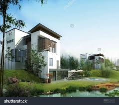 Modern Home Decorating Stores Simple Design Entertaining Modern House Plans Sloping Land Excerpt