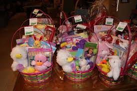 best easter basket easter baskets stuffed animals families building faith