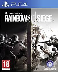 siege amazon tom clancy s rainbow six siege ps4 amazon co uk pc