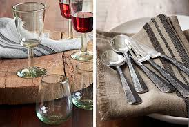 dining room table settings 6 dining room table setting secrets pottery barn