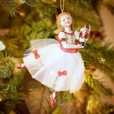 kurt adler 5 5 nutcracker suite clara with doll tree