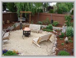 Best  Budget Patio Ideas On Pinterest Backyards Backyard - Cheap backyard designs
