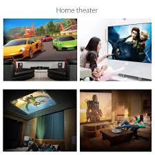 home theater projector 1080p amazon com video projector with android portable led projector