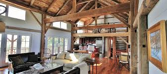 timber frame home interiors pole barn home interior best of green mountain timber frames