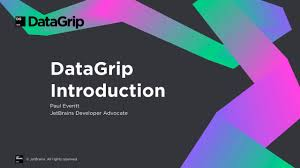 database design tutorial videos datagrip introduction youtube